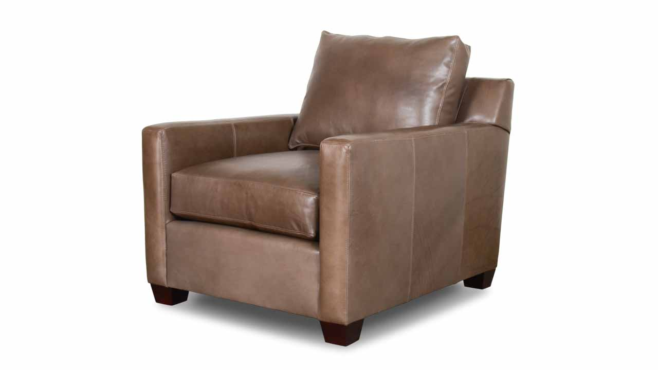 Brevard Leather Chair